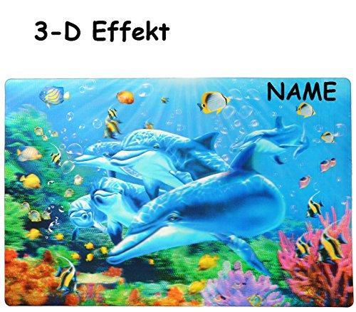 3-D Effekt __ Unterlage -