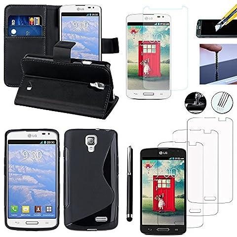 Housse Lg D315 - VCOMP® LG F70 D315/ LTE: Lot Coque