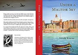 Under a Maltese Sky by [Kearns, Nicola]