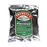 Prewett's Organic Premium Ground Flaxseed 175 g from PREWETTS