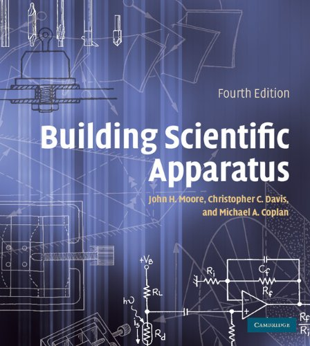 Building Scientific Apparatus (English Edition)