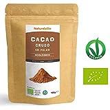 Cacao crudo Ecológico en Polvo 900g | Organic Raw Cacao Powder | 100% Bio, Natural y Puro...