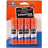Elmers/X-Acto Lavable Bâtons de Colle d'école, Multicolore, 1.9x 11.43x 15.24cm