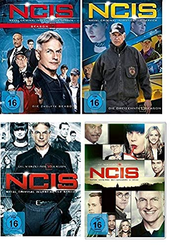 Seasons 12-15 (24 DVDs)