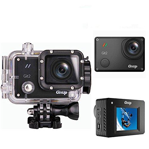 Boblov GitUp Git2 2K 30fps Novatek 96660 1080P WiFi Aktion Sport wasserdichte Kamera DVR mit Keychain (Nur Gitup Gt2) 120 Fps Dvr