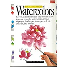 How to Draw and Paint in Watercolor (Collector's) by William F. Powell (1991-09-02)