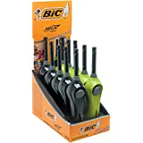 10 ACCENDI GAS BARBECUE ACCENDIGAS BIC MEGALIGHTER LIGHTER