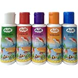 Foodie Puppies Rid-All Fish Medicine 120ml with Free Key Ring (Pack of 5 - General Aid, Anti Itch, Anti Chlorine, Anti Fungus