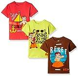 #7: Chhota Bheem Boys' T-Shirt (Pack of 3)