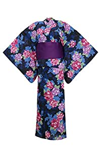 myKimono japonais traditionnel Yukata (361)