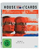 House of Cards - Die komplette fünfte Season (4 Discs) [Blu-ray]