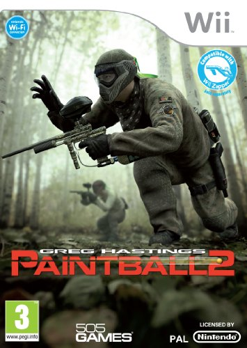 Greg Hastings Paintball 2 [import anglais]