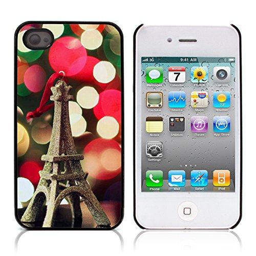 Graphic4You I Will love you Design Harte Hülle Case Tasche Schutzhülle für Apple iPhone 4 und 4S Design #6
