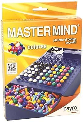 Cayro–Master Mind couleurs, jeu de voyage (+ 7ans) (125)