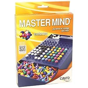 Cayro – Master Mind Colores, Juego de Viaje (+7 años) (125)