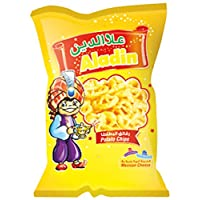 Aladin Potato Chips Mexican Cheese - 15gm