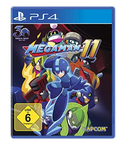 Mega Man 11 [PlayStation 4]