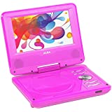 Alba 7 Inch Portable DVD Player - Pink