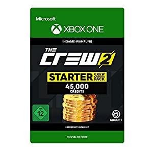The Crew 2 Starter Crew Credits Pack DLC | Xbox One – Download Code