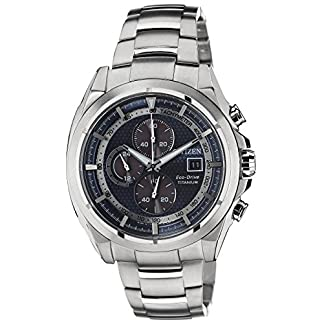 Citizen Analog Blue Dial Men's Watch-CA0551-50L