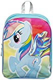 My Little Pony/MLP - Mochila infantil , Mlp - Rainbow Dash (Rosa) - MY-LITTLE-PONY-BACKPACKS
