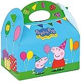 Decorata Party 50100467 - Cajita peppa pig