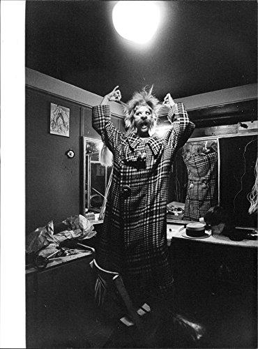 Vintage Foto von Claudia Cardinale in Kostüm, Üben. (Cardinaux En Kostüme)