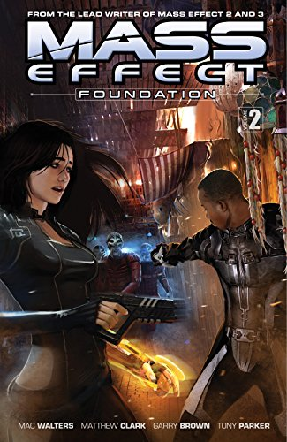 Mass Effect: Foundation Vol.2 (Mass Effect Vol 2)