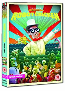 Robot Chicken - Season 3 [DVD]