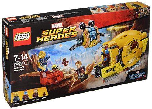 Lego 76080 Marvel Super Heroes Ayeshas Rache, (Ideen Kostüm 2017 Jahr)