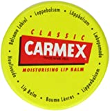 Carmex CLASSIC Moisturising Lip Balm For Dry And Chapped Lips 7.5g