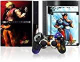 Skin Street Fighter 4 Controller Faceplate and Console Skinz