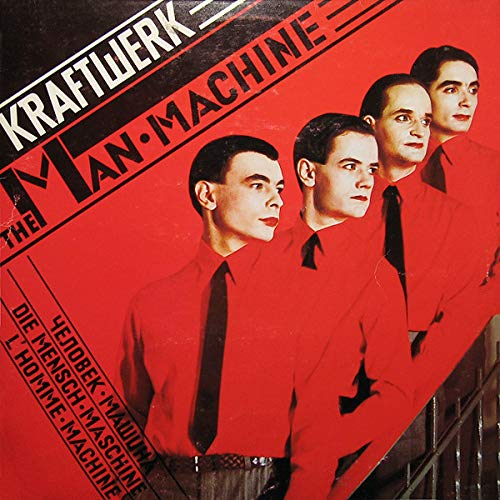 The Man Machine (France) / 2S 068-85.444