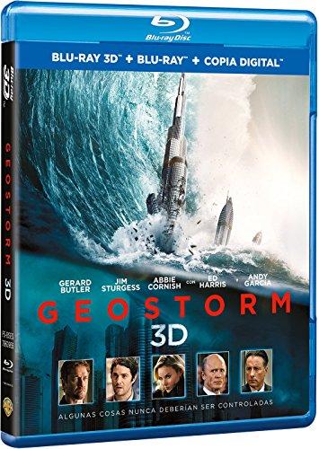 Geostorm Blu-Ray 3d + 2d [Blu-ray]