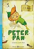 Peter Pan: Englische Lektüre für das 1. Lernjahr. Buch + Audio-CD (Young ELI Readers)