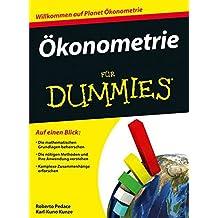 Suchergebnis auf Amazon.de für: ökonometrie für dummies: Bücher