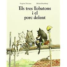 Els tres llobatons i el porc dolent (Bosque de libros / Ekaré en catalá)
