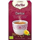 Yogi Tea Infusión de Hierbas Détox - 17 bolsitas