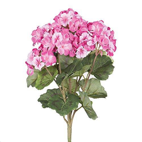 Kunstpflanze Pflanzgefäß Farbe: weiß