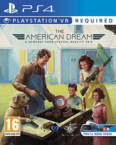The American Dream (PSVR) - PlayStation 4 [Edizione: Regno Unito]