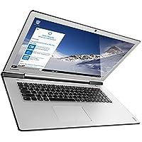 """Lenovo Ideapad 700-15ISK - Portátil de 15.6"""" Full HD (Intel Core I5-6300HQ, RAM de 12 GB, HDD de 1 TB, Nvidia Geforce 950M de 4GB, Windows 10 Home) blanco - teclado QWERTY Español"""