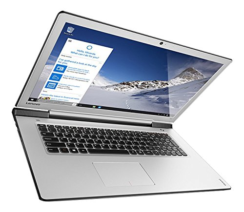 "Lenovo Ideapad 700-15ISK - Portátil de 15.6"" Full HD (Intel Core I5-6300HQ, RAM de 12 GB, HDD de 1 TB, Nvidia Geforce 950M de 4GB, Windows 10 Home) blanco - teclado QWERTY Español"