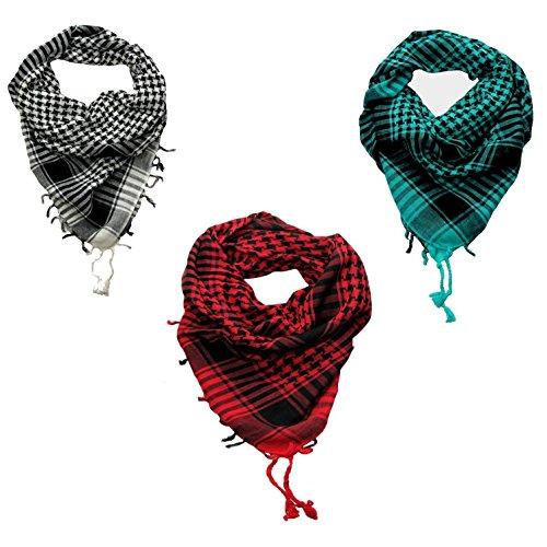 Craftshub Men\'s Arafat ( Pack Of 3)