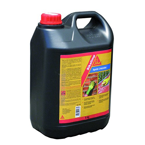 sika-sikalimp-agente-limpieza-incluido-garrafa-5kg