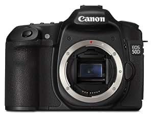 Canon - EOS 50D - Appareil photo reflex numérique (Boîtier nu) - 15 Mpix - sortie HDMI