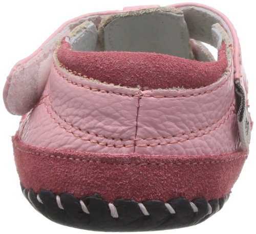 Little Blue Lamb Babyschuhe Lauflernschuhe Sandalen, Größe: 6-12 Monate, Farbe: rosa Rosa - rosa