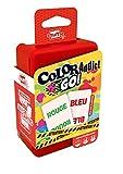 Shuffle–Color Addict GB–Kartenspiel, 410403