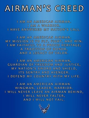 us-air-force-creed-poster-usaf-creed-air-force-gifts-usaf-18x24-afc1-by-air-force