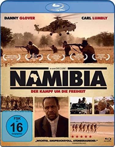 Freedom Blu Ray - Namibia-der Kampf Um die Freiheit [Blu-ray] [Import