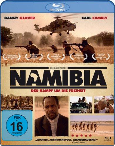 Namibia - Der Kampf um die Freiheit [Blu-ray]